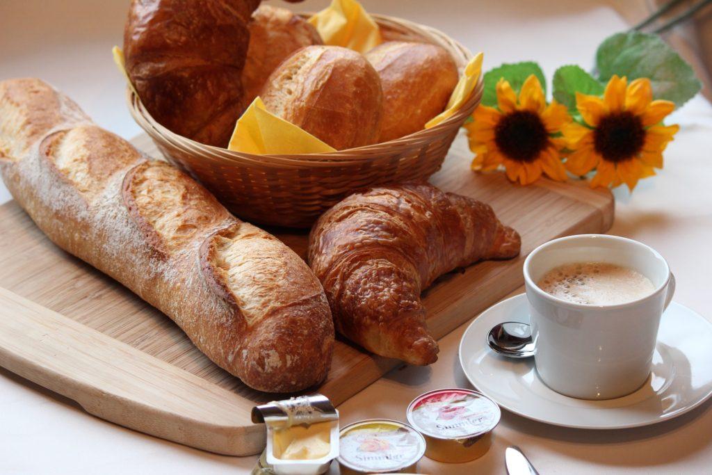 all change for breakfast